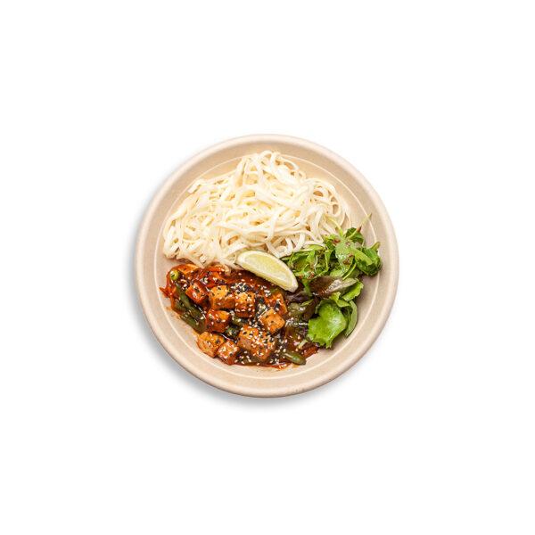 Tofu hoisin mērcē